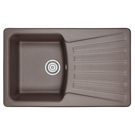 Кухонная мойка Granula GR-8001 Эспрессо (800х490 мм)