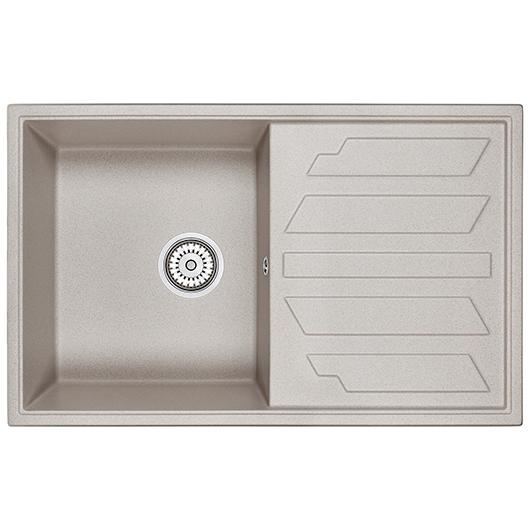 Кухонная мойка Granula GR-8002 Антик (790х500 мм)