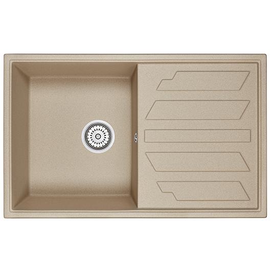 Кухонная мойка Granula GR-8002 Песок (790х500 мм)