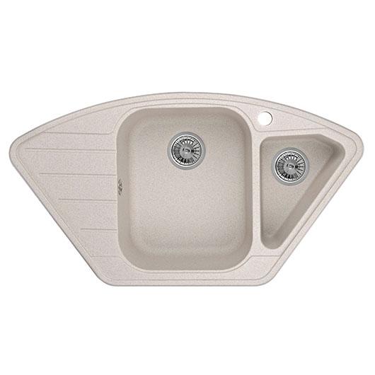 Кухонная мойка Granula GR-9101 Антик (890х490 мм)