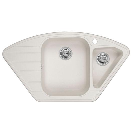 Кухонная мойка Granula GR-9101 Арктик (890х490 мм)