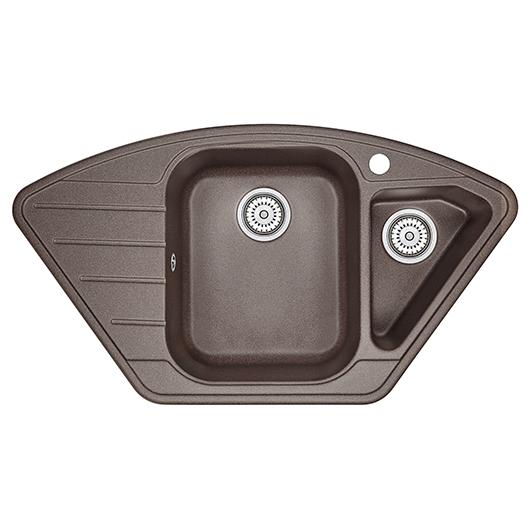 Кухонная мойка Granula GR-9101 Эспрессо (890х490 мм)