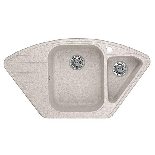 Кухонная мойка Granula GR-9101 Классик (890х490 мм)