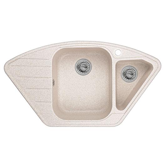 Кухонная мойка Granula GR-9101 Пирит (890х490 мм)