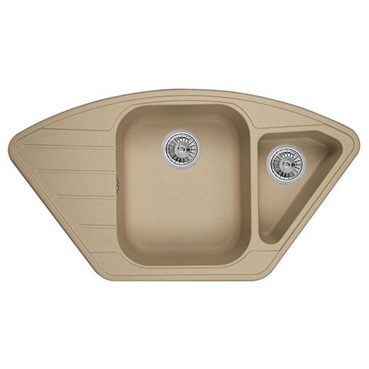 Кухонная мойка Granula GR-9101 Брют (890х490 мм)