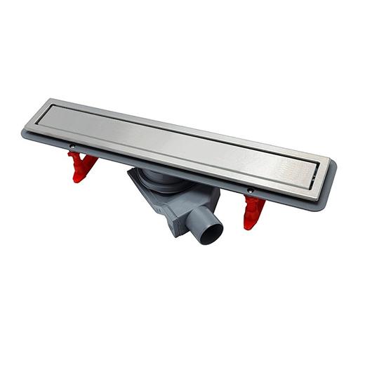 Душевой лоток Pestan Confluo Premium Line 550 (550 мм, нержавеющая сталь/под плитку) 13100003