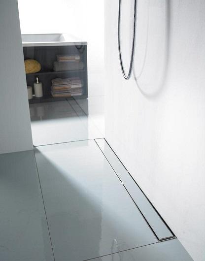 Декоративная решетка ACO ShowerDrain C 408601 (9010.88.84) (885 мм)