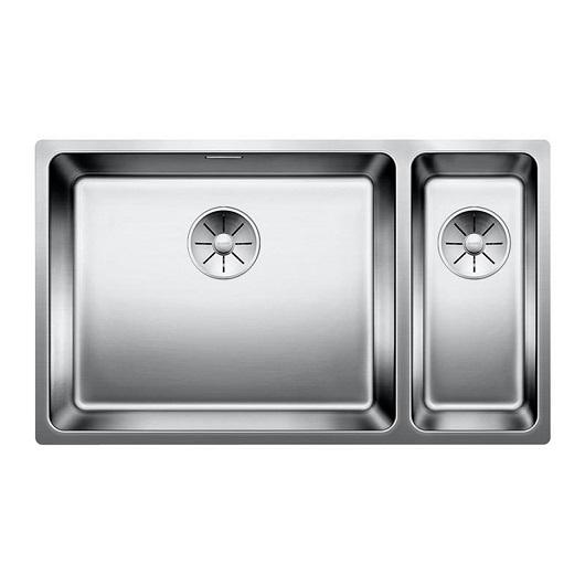 Мойка Blanco Andano 500/180-U 522991 чаша слева (зеркальная полировка)