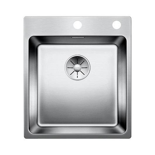 Мойка Blanco Andano 400-IF/A 522993 с клапаном-автоматом (зеркальная полировка)