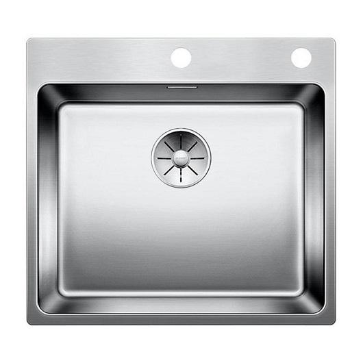 Мойка Blanco Andano 500-IF/A 522994 с клапаном-автоматом (зеркальная полировка)
