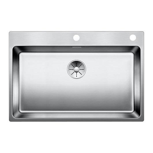 Мойка Blanco Andano 700-IF/A 522995 с клапаном-автоматом (зеркальная полировка)