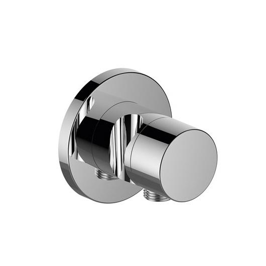 Запорный вентиль Keuco IXMO с выпуском для шланга с переключателем на 3 потребителя 59549 010201