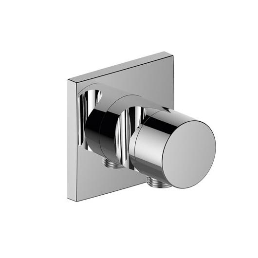 Запорный вентиль Keuco IXMO с выпуском для шланга с переключателем на 3 потребителя 59549 010202