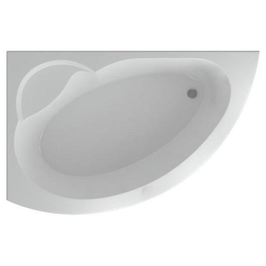 Ванна акриловая Акватек Аякс 2 170х110 без гидромассажа (левая, AYK170-0000005)