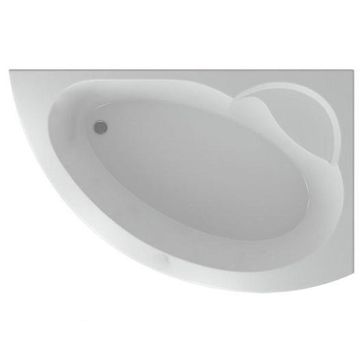Ванна акриловая Акватек Аякс 2 170х110 без гидромассажа (правая, AYK170-0000007)