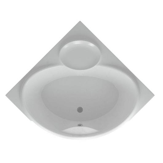 Ванна акриловая Акватек Эпсилон 150х150 без гидромассажа (EPS150-0000004)