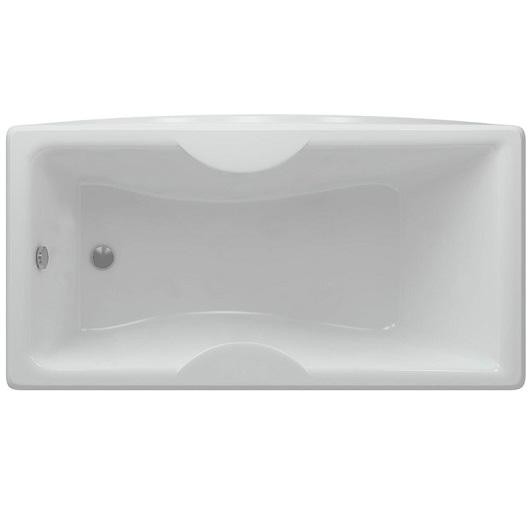 Ванна акриловая Акватек Феникс 170х75 без гидромассажа (FEN170-0000006)