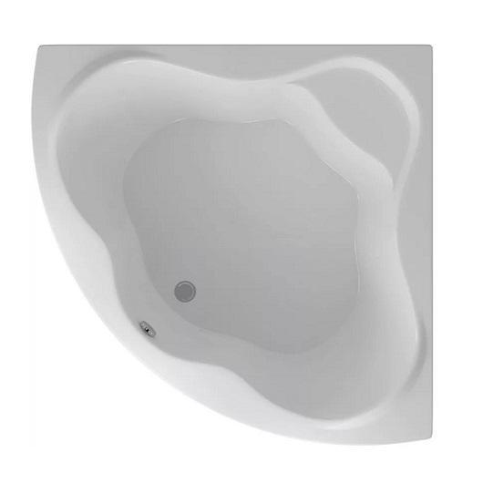 Ванна акриловая Акватек Галатея 135х135 без гидромассажа (GAL135-0000004)