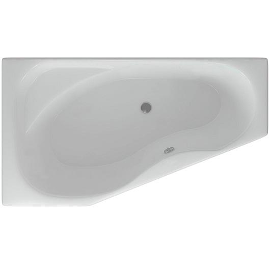 Ванна акриловая Акватек Медея 170х95 без гидромассажа (левая, MED180-0000007)