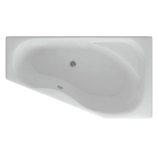 Ванна акриловая Акватек Медея 170х95 без гидромассажа (правая, MED180-0000012)