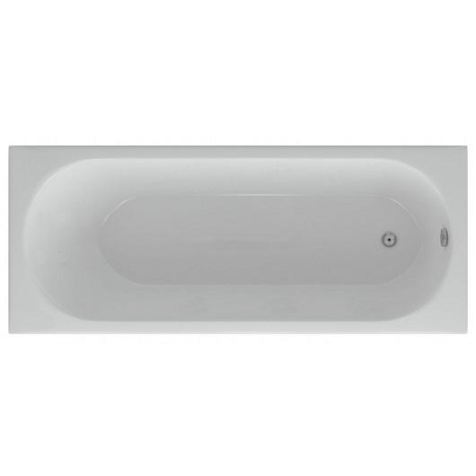Ванна акриловая Акватек Оберон 180х80 без гидромассажа (OBR180-0000008)