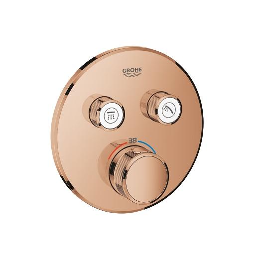 Термостат Grohe Grohtherm SmartControl 29119DA0 (теплый закат)