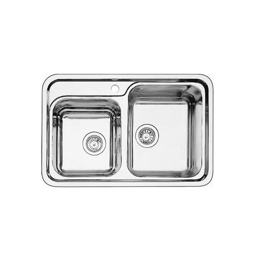Мойка Blanco Classic 8-IF 514641 чаша справа (зеркальная полировка)