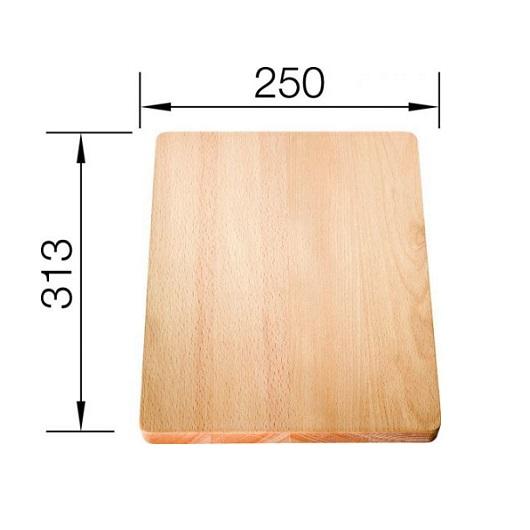 Разделочная доска Blanco 514650 (370х250мм)