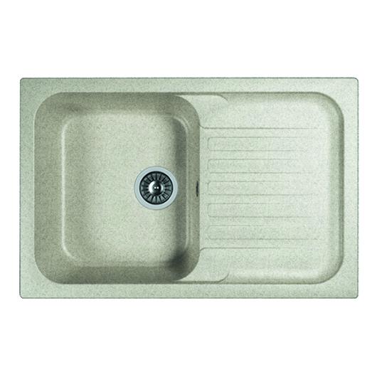 Кухонная мойка Dr.Gans Адель 780 25.090.C0780.408 серый (780х510 мм)