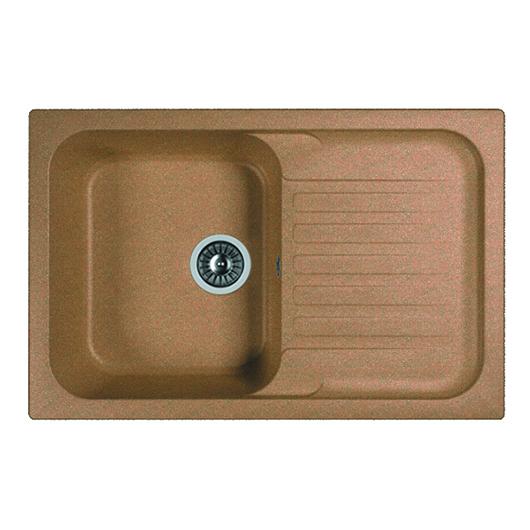 Кухонная мойка Dr.Gans Адель 780 25.090.C0780.406 терракота (780х510 мм)