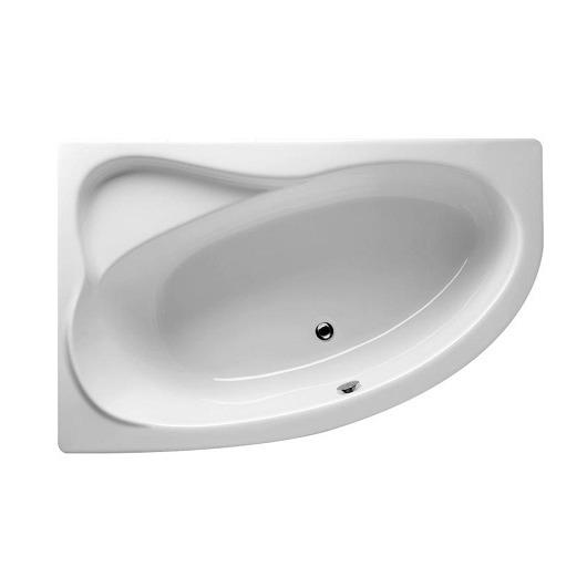 Ванна Riho Lyra R 153х100 без гидромассажа BA6700500000000