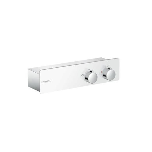 Термостат для душа Hansgrohe ShowerTablet 350 (белый/хром) 13102400