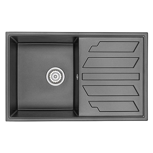 Кухонная мойка Granula GR-8002 Шварц (790х500 мм)