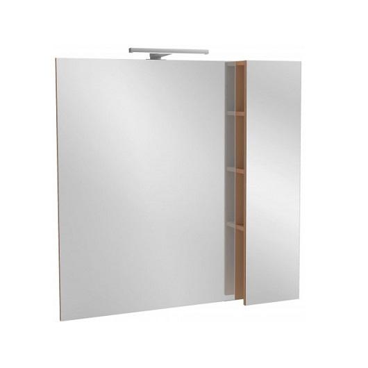 Зеркальный шкаф Jacob Delafon Soprano EB1337-NF (980х980 мм)