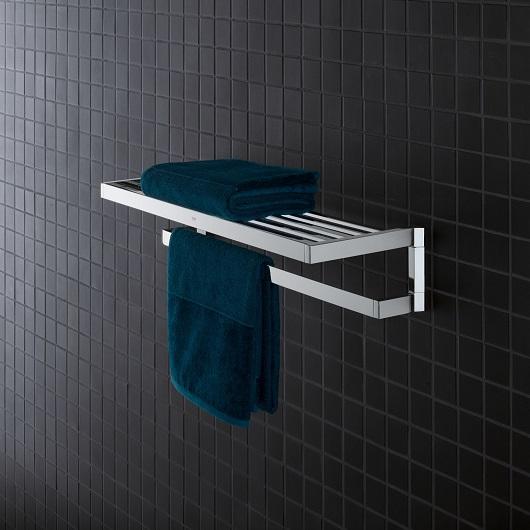 Полка для полотенец Grohe Selection Cube 40804000