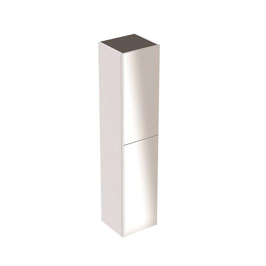 Шкаф-пенал Geberit Acanto 500.619.01.2 (белое стекло, 380х1730 мм)