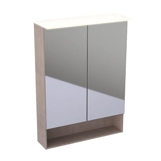 Зеркальный шкаф Geberit Acanto 500.644.00.2 (595х830 мм)