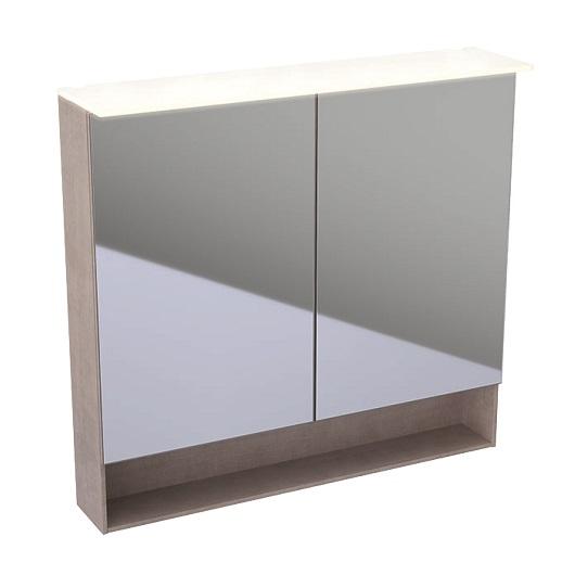 Зеркальный шкаф Geberit Acanto 500.646.00.2 (890х830 мм)