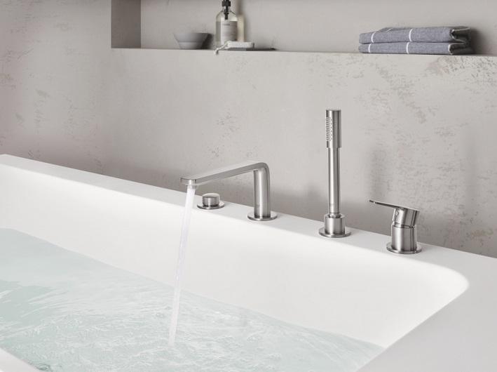 Смеситель для ванны Grohe Lineare 19577DC1