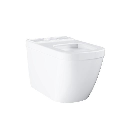 Чаша напольного унитаза Grohe Euro Ceramic 3933800H безободковая