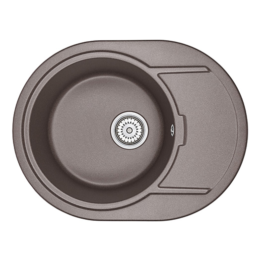 Кухонная мойка Granula GR-6502 Эспрессо (650х500 мм)