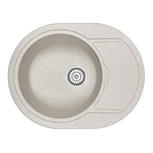 Кухонная мойка Granula GR-6502 Классик (650х500 мм)