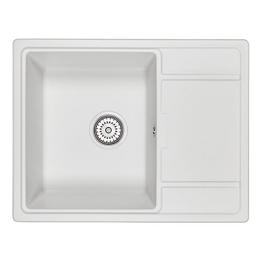 Кухонная мойка Granula GR-6503 Арктик (650х500 мм)