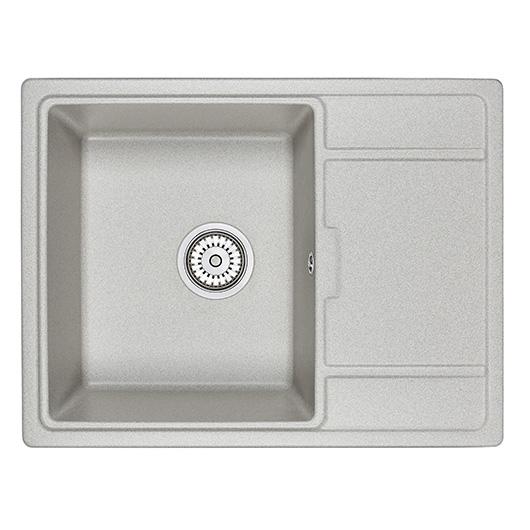 Кухонная мойка Granula GR-6503 Базальт (650х500 мм)
