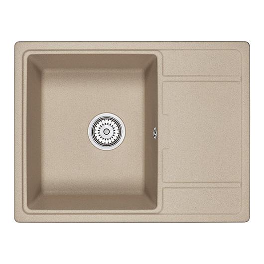 Кухонная мойка Granula GR-6503 Песок (650х500 мм)