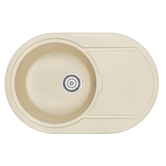 Кухонная мойка Granula GR-7603 Брют (760х500 мм)