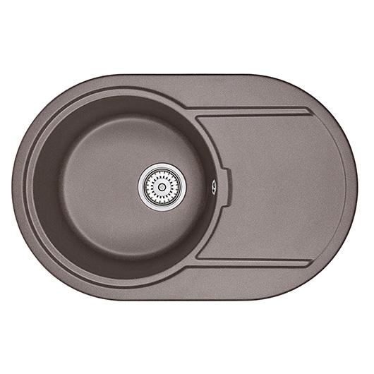 Кухонная мойка Granula GR-7603 Эспрессо (760х500 мм)