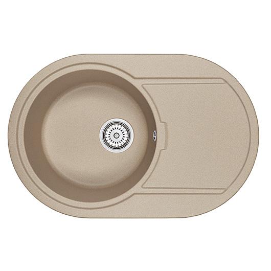 Кухонная мойка Granula GR-7603 Песок (760х500 мм)