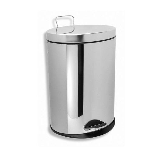 Ведро для мусора Novaservis Metalia 1 6162.0 (3 л)