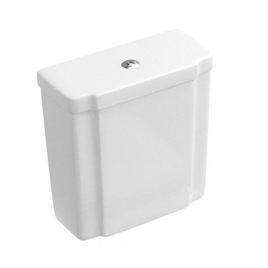 Бачок для унитаза Villeroy & Boch Hommage 7721 11 R2 (772111R2) Star White, CeramicPlus